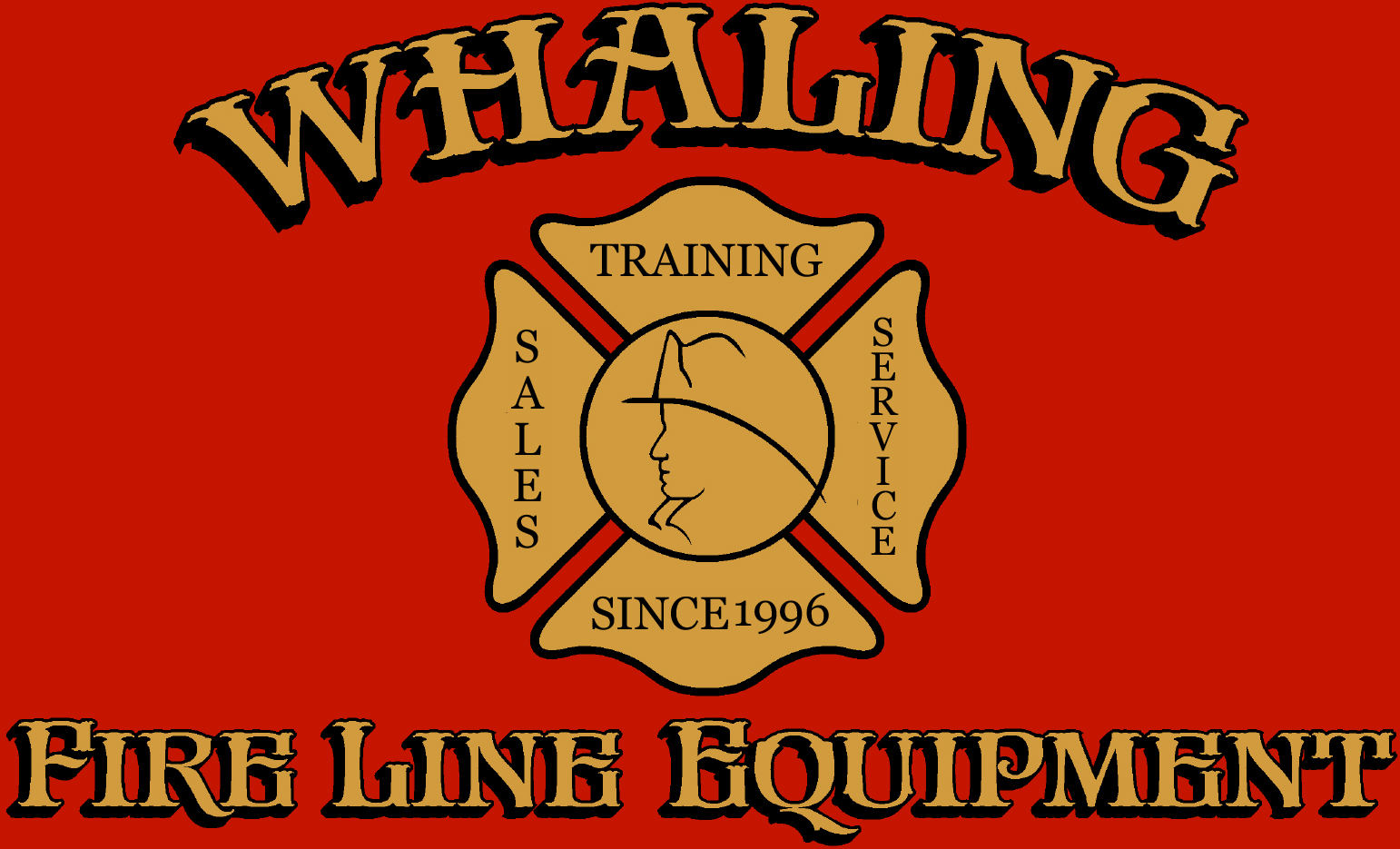 Whaleing Fire Line Equiptment
